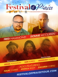 Festival Of Praise: Donnie McClurkin & Fred Hammond