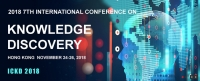 2018 7th International Conference on Knowledge Discovery (ICKD 2018)