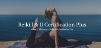 Reiki I & II Certification Plus