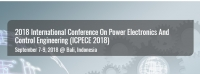 2018 International Conference on Power Electronics and Control Engineering (ICPECE 2018)--JA, Scopus