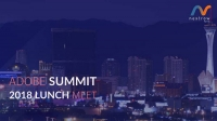 Adobe Summit 2018 | AEM 6.4 Release and New Features