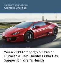 Win $200,000 Cash or Lamborghini Urus