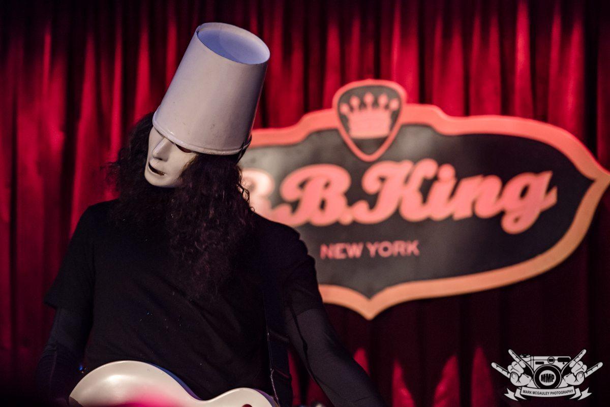 Buckethead-TixTM, New York, United States