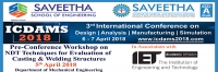 One Day National Level Pre-Conference Workshop on NDT Techniques for Evaluation of Casting & Welding Structures