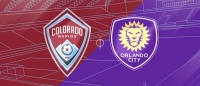 Colorado Rapids vs Orlando City SC