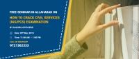 Free Seminar for Civil Services Aspirants in Allahabad