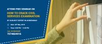 Free Seminar for Civil Services Exam Preparation in Ahmedabad