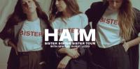 HAIM Tickets - HAIM Concert Tickets & Tour Dates