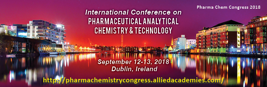 International conference on Pharmaceutical Analytical Chemistry & Technology, Dublin, London, United Kingdom