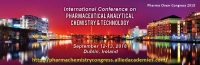 International conference on Pharmaceutical Analytical Chemistry & Technology