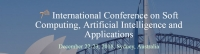 7th International Conference on Soft Computing, Artificial Intelligence and Applications ( SCAI 2018)