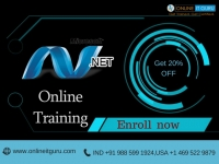 .Net Online Training Hyderabad | Dot Net Online course