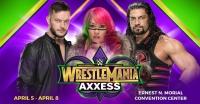 WrestleMania Axxess-TixTM