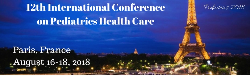 12th International Conference on Pediatrics Health Care, Paris, France