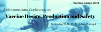 24th International Conference on Vaccine Design, Production & Safety