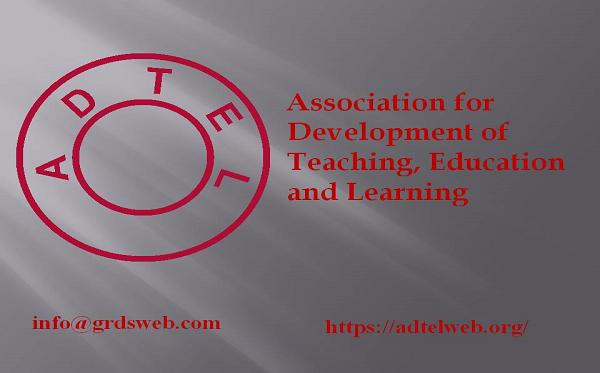 2018 – 4th International Conference on Teaching, Education & Learning (ICTEL), London, United Kingdom