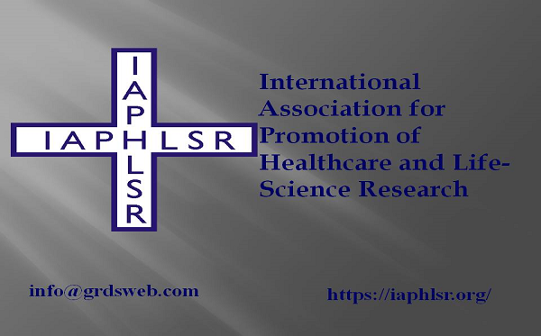 3rd ICHLSR London - International Conference on Healthcare & Life-Science Research, London, United Kingdom