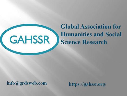 Colombo International Conference on Social Science & Humanities (ICSSH), Sri Lanka, Colombo, Sri Lanka