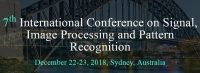 7th International Conference on Signal, Image Processing and Pattern Recognition (SPPR 2018)