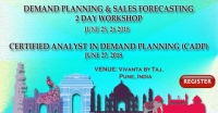 Demand Planning And Sales Forecasting Two-Day Workshop