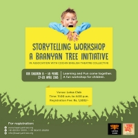 Story telling workshop