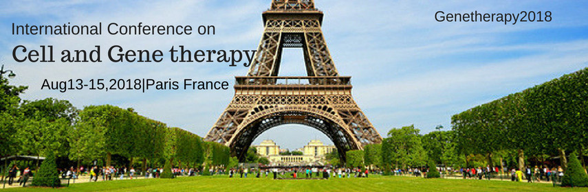 International Conference on Cell and Gene Therapy, Paris, France