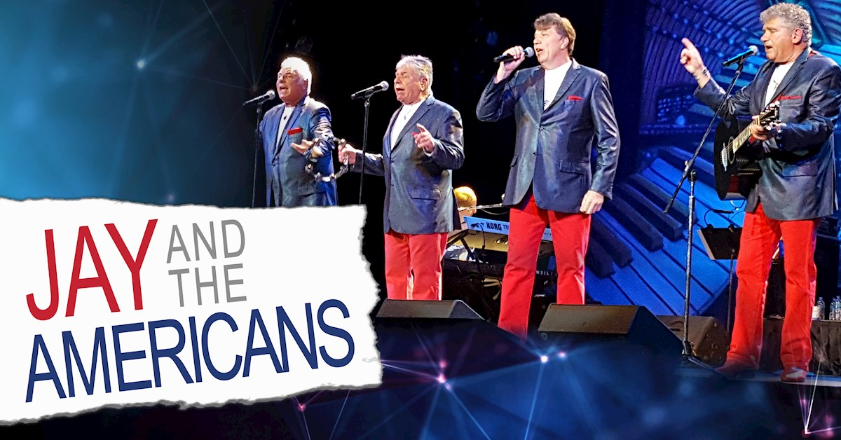 Jay and the Americans Tickets 2018 - TixBag, Las Vegas, New York, United States