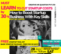 MUST LEARN TO CUT STARTUP COSTS by 30% :Boost Business With Key Skills