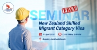 FREE Seminar on Skilled Migrant Category (SMC) Visa for New Zealand