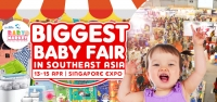 Baby Fair Singapore - Baby Market - 13 to 15 April 2018 at Singapore Expo
