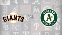 San Francisco Giants vs. Oakland Athletics Tickets 2018 - TixBag