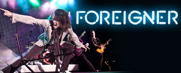 Foreigner Concert Tickets & Tour Dates 2018, Lake Charles, Louisiana, United States