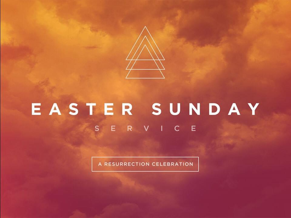 Easter Celebration Service, Tuscaloosa, Alabama, United States