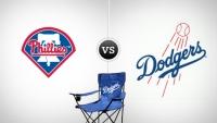 Philadelphia Phillies vs. Los Angeles Dodgers Tickets 2018 - TixBag