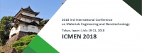 2018 3rd International Conderence on Masterials Engineering and Nanotechnology