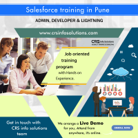 Salesforce Training in Pune, India