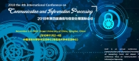 2018 the 4th International Conference on Communication and Information Processing (ICCIP 2018)--Ei Compendex and Scopus