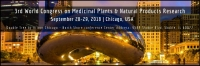 3rd World Congress on Medicinal Plants & Natural Products Research
