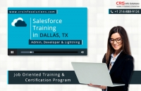 Salesforce Training in Dallas