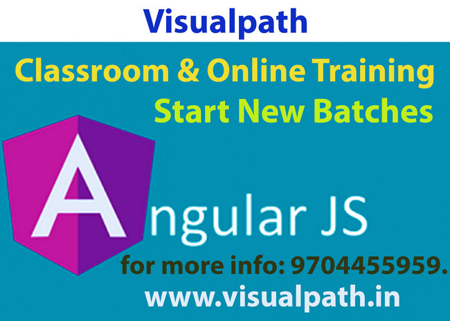 Angularjs Online Training, Hyderabad, Andhra Pradesh, India