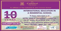 International Education In A Residential School