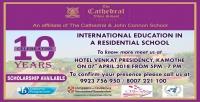 International Education In A Residential School