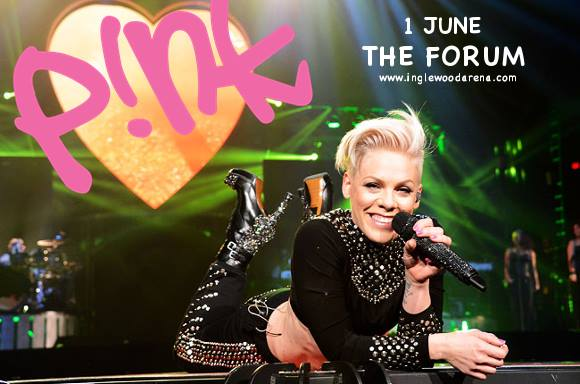 Pink Concert Tickets June Tickets 2018 - Last Minute Deals - Cheap Seats, Inglewood, California, United States
