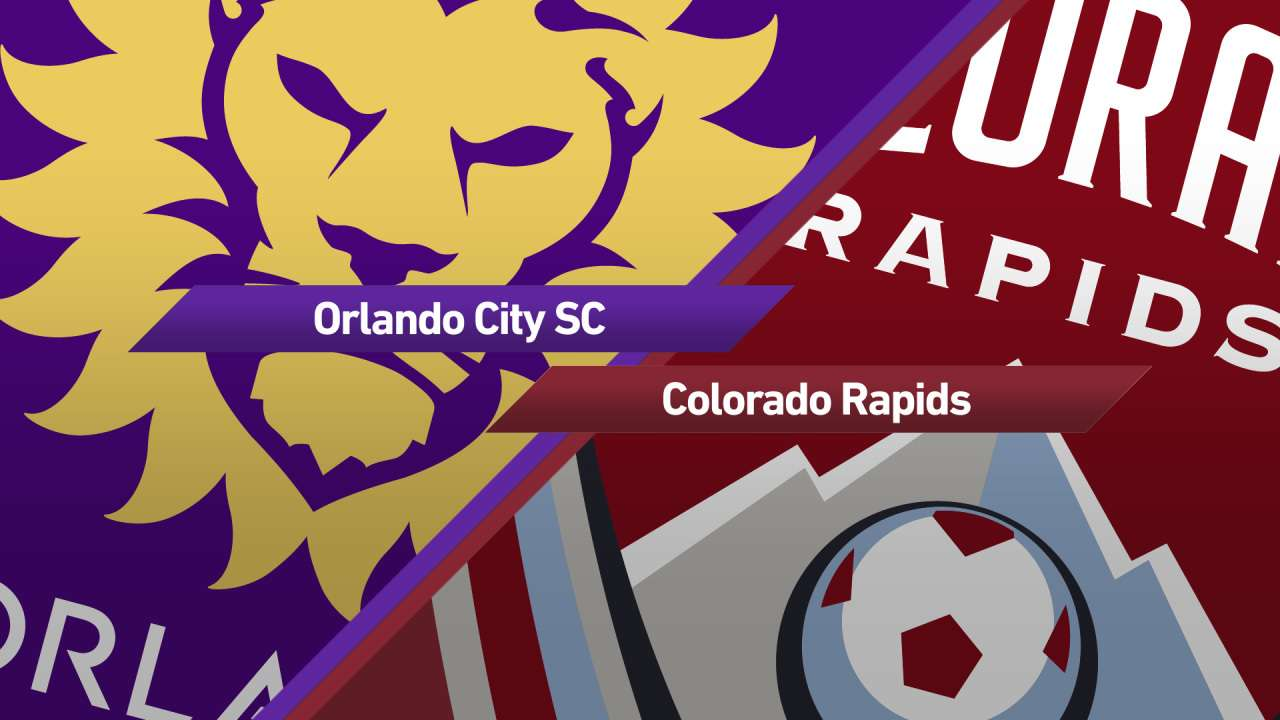 Colorado Rapids vs Orlando City SC, Commerce City, Colorado, United States
