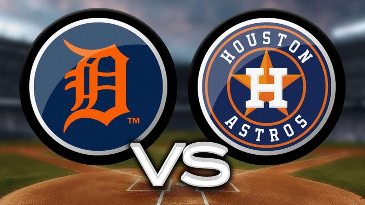 Houston Astros vs. Detroit Tigers at TixBag - Cheap Seats, Houston, Texas, United States