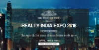 Times Realty India Expo 2018 Hong Kong
