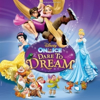 Disney On Ice: Dare To Dream Tickets 2018 - TixBag