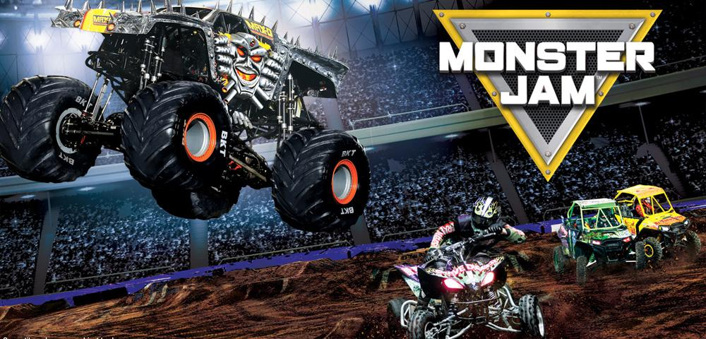 Monster Jam Tickets 2018 - TixBag - No Service Fees, Nashville, Tennessee, United States
