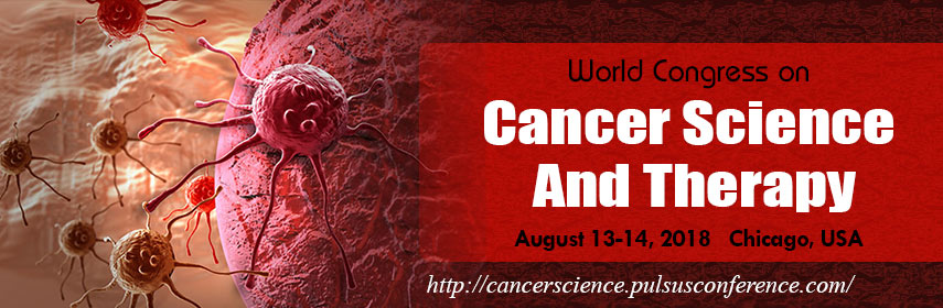 World Congress On Cancer Science And Therapy, Chicago, United States