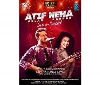 Atif Aslam and Neha Kakkar Live in Concert 2018 Bay Area